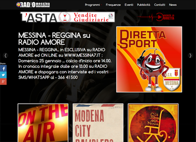Radiomessinainternational.it